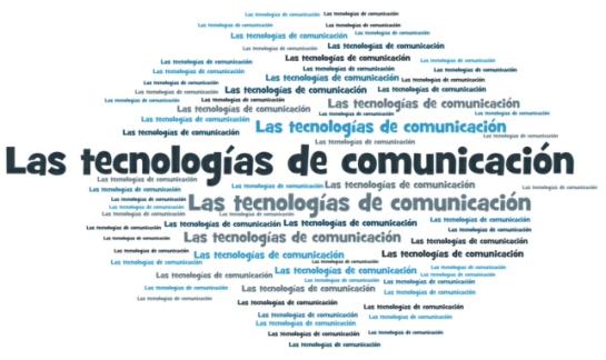 Las tecnologías de comunicacion